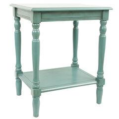 Simplify End Table, BLUE