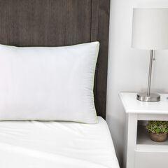 SensorPEDIC SofLOFT Firm Density Pillow 2 Pack, WHITE