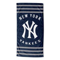 Yankees Stripes Beach Towel, MULTI
