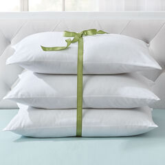 3-Pack Pillow, WHITE