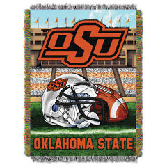 Oklahoma State HFA Throw,