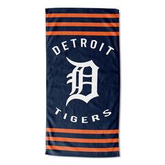 Tigers Stripes Beach Towel, MULTI