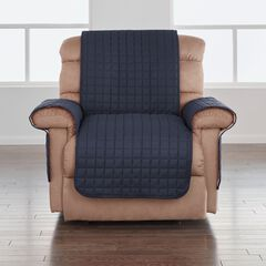 Ultimate Recliner Protector, NAVY