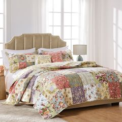 Blooming Prairie Bonus Quilt Set , SAGE