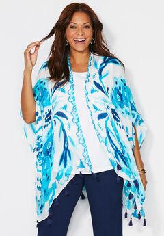 Free Spirit Tassel Kimono,