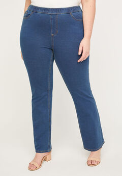 The Bootcut Knit Jean,
