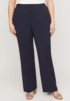 Refined Pull-On Pant,