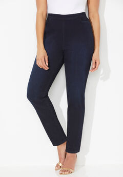 Essential Flat Front Jean,