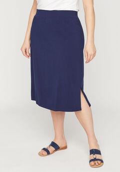 Suprema Midi Skirt,