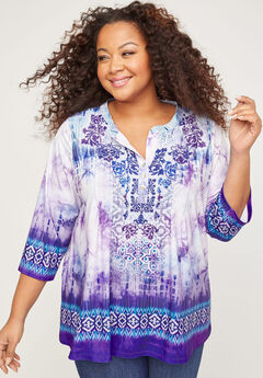 Floral Canyon Top,