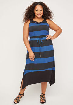Cedar Park Fit & Flare Dress,