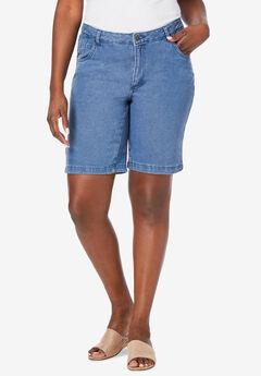 Denim Shorts,