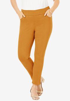 Comfort Waist Skinny Ankle Jean,