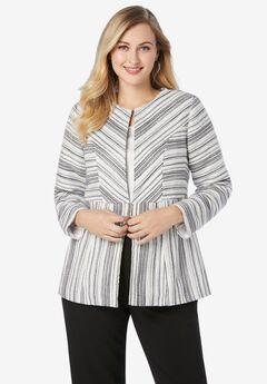 Tweed Jacket,