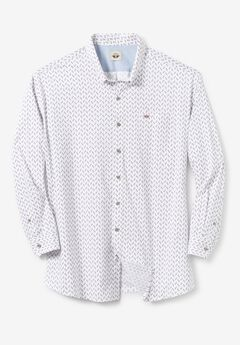 Comfort Flex Long-Sleeve No Wrinkle Shirt by Dockers®,