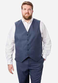 KS Signature Easy Movement® 5-Button Suit Vest,
