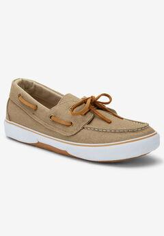 Canvas Boat Shoe,