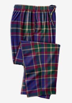 Microfleece Pajama Pants,