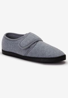 Adjustable Fleece Slippers,