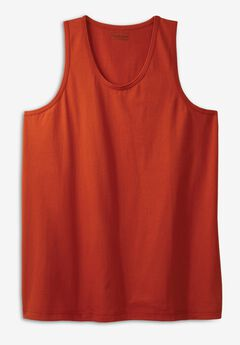 Heavyweight Cotton Tank,