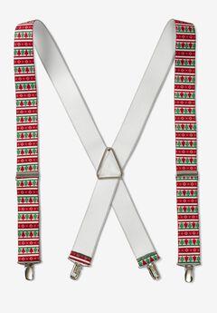 Multi-Color Suspenders,