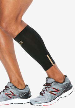 Compression Calf Sleeves by Copper Fit™,