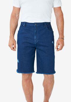 Liberty Blues™ Cut-Off Denim Shorts,
