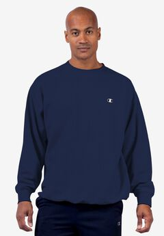Champion® Fleece Crewneck Sweatshirt,