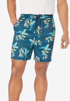 "5"" Flex Swim Trunks with Breathable Stretch Liner by Meekos,"