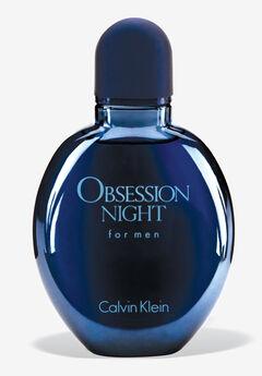 Obsession Night by Calvin Klein for Men 4 oz. Eau De Toilette Spray,