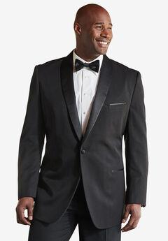 KS Signature Tuxedo Jacket, BLACK
