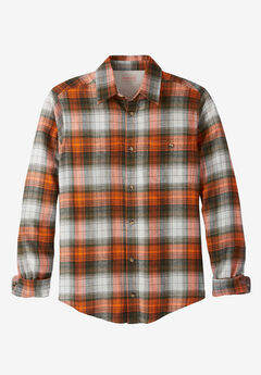 Boulder Creek™ Flannel Shirt,