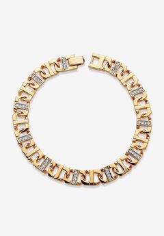 Gold-Plated Mariner Bracelet,