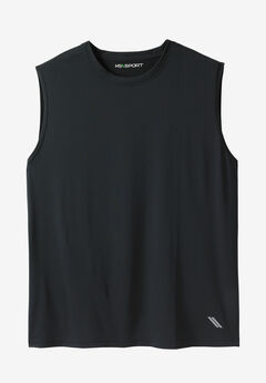 KS Sport™ X-Absorb Wicking Muscle Tee,