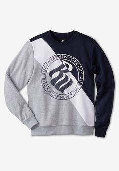 Rocawear® Roc Seal Crewneck Shirt,