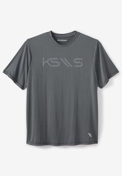 KS Sport™ Crewneck Tee,