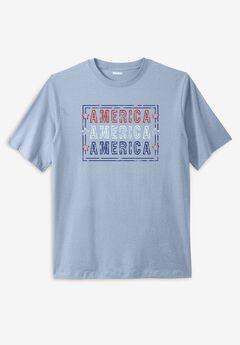 Americana Screen Tee,