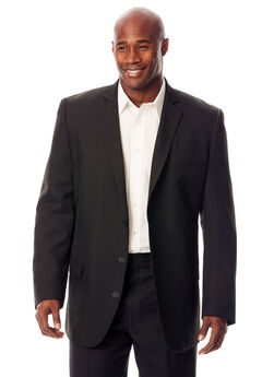 KS Signature Easy Movement® Three-Button Jacket, BLACK