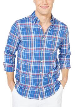 Nautica® Navtech Poplin Button-Down Shirt,