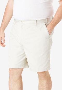 Nautica® Flat Front Shorts,