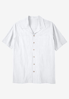 Gauze Camp Shirt,