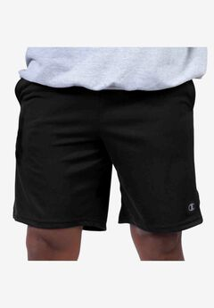 Fleece Athletic Shorts,