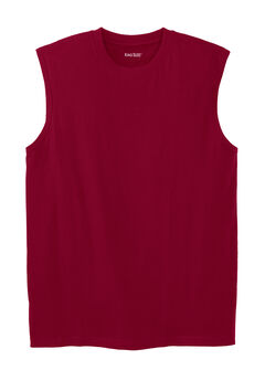 Shrink-Less™ Lightweight Muscle T-Shirt,