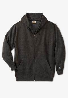 Fleece Full-Zip Hoodie,