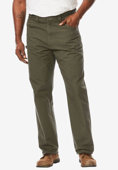 Denim or Ripstop Carpenter Jeans by Wrangler®,