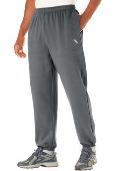 Wicking Fleece Elastic Cuff Pants ,
