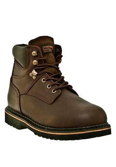 "McRae 6"" Steel Toe Lace Boot ,"