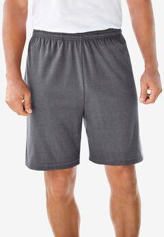 Lightweight Jersey Shorts,