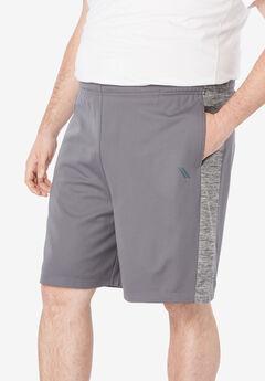 KS Sport™ Poly-Tech Fleece Shorts,