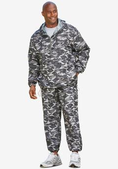 Champion® Nylon Warm Up Pants,
